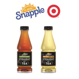 Small snapple target case study